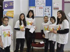 GKV'de Speak Up Projesi'ne Büyük İlgi
