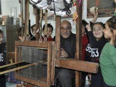 Geleneksel El Sanatları Ustaları GKV'de Öğrencilerle Buluştu