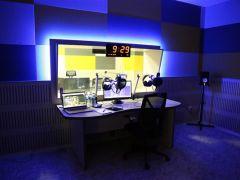 Şehrin ve Bölgenin Sesi olacak HKÜ Radyo açıldı