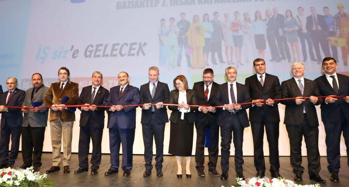 GAİF 2019 Fuarı'nda Genel Müdür Uzunkaya, İstihdam rakamlarını açıkladı