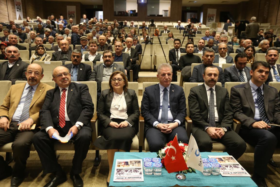 ANTEP'in Kurtuluşunun 100'üncü yılı etkinlikleri değerlendirildi