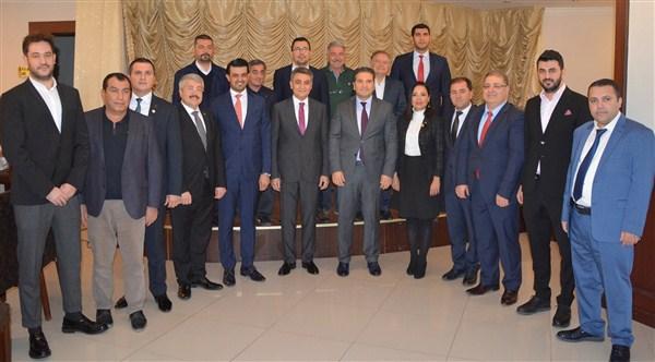 Gaziantep Polisgücü Başkanı Mehmet  Kaplan güven tazeledi