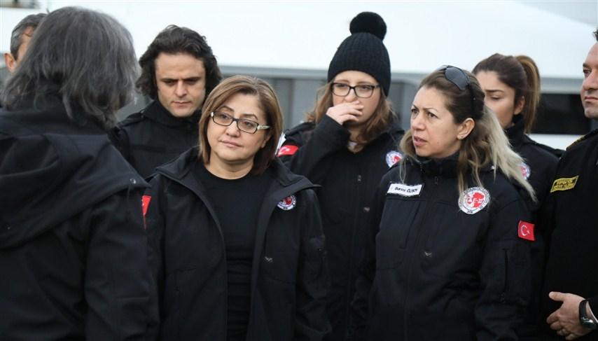 Gaziantep Büyükşehir Belediye Başkanı Şahin, ANTARKTİKA yolcusu