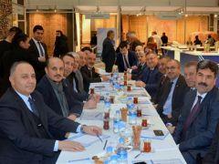 Halı Sektör Kurulu Almanya'da toplandı