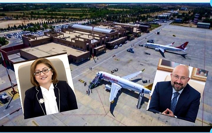 Gaziantep'e ILS sayesinde uçaklar, daha rahat ve daha güvenle inecek