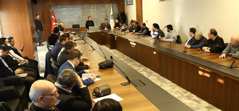 HKÜ, Sivil Toplum Kuruluşları ile İstişare Toplantısında  bir araya geldi