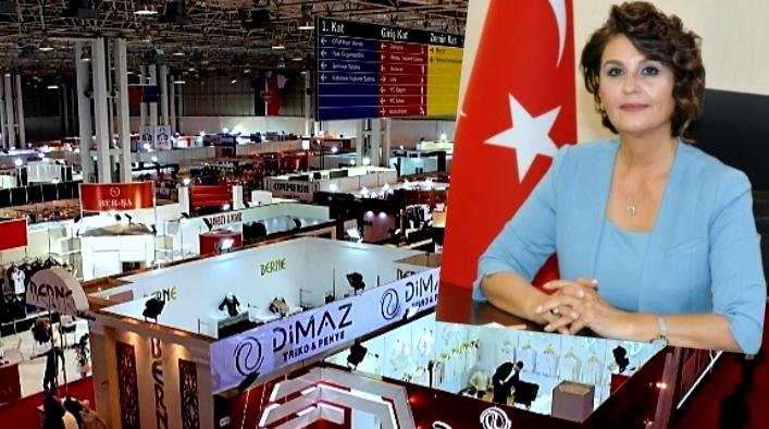 PENTEX Penye,Tekstil ve Teknolojileri Fuarı 5 Şubat'ta açılıyor