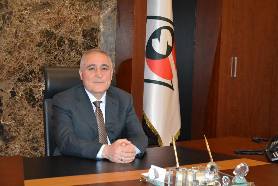 """OSB Başkanı Şimşek, """"Sanayinin kahramanlarını kutluyoruz"""""""