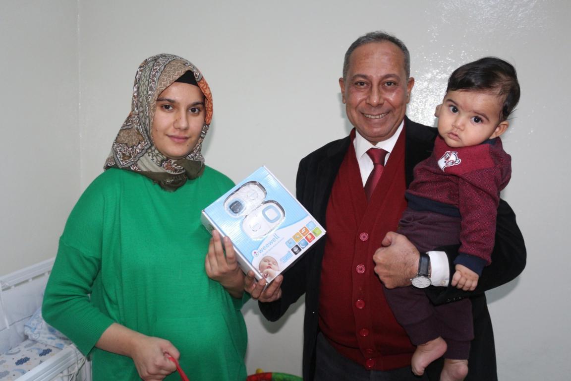 320 İşitme Engelli Ebeveynin hayatı kolaylaştırıldı