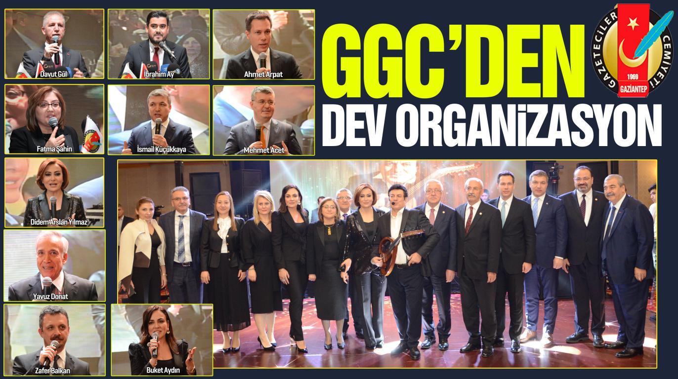 GGC Geleneksel Basın Ödülleri altıncı kez sahiplerini buldu