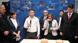 Oya Bahadır Yüksel Rehabilitasyon Merkezi'nde karne heyecanı