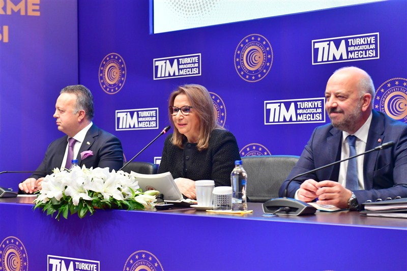 """Ticaret Bakanı Ruhsar Pekcan, """"İhracat 2019 yılında rekor kırdı"""""""