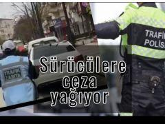 Gaziantep'te kural tanımayan sürücülere ceza yağıyor