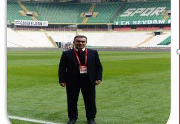 Ziya Çetin, Ziraat Türkiye Kupası maçında görevlendirildi