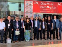 GTO ve  NTO Üyeleri Dubai'de Gıda Fuarına katıldı