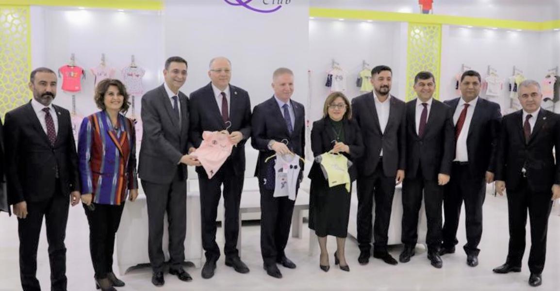 9. Pentex Penye ve Tekstil Teknolojileri Fuarı açıldı