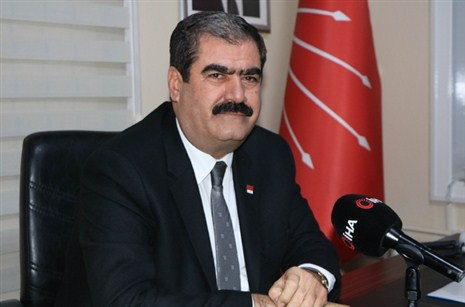 """Gaziantep CHP İl Başkanı Sucu, """"Yaşasın Cumhuriyet!"""""""