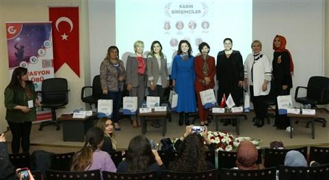 Büyükşehir, Kadın girişimcileri öğrencilerle  buluşturdu