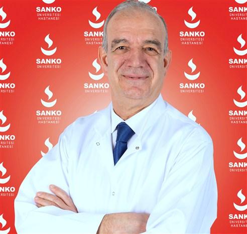Prof. Dr. Levent Elbeyli SANKO Üniversitesi Hastanesi'nde