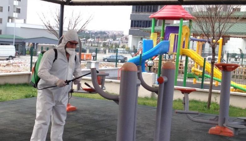 Büyükşehir Belediyesi'nin Temizlik Timi 7/24 İş Başında!