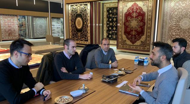 İspanyol Devi El Corte Ingles'in gözü Gaziantep halısında