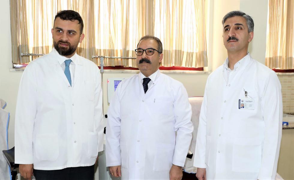 Gaziantep Üniversitesi'nden müthiş Covid-19 tedavi yöntemi