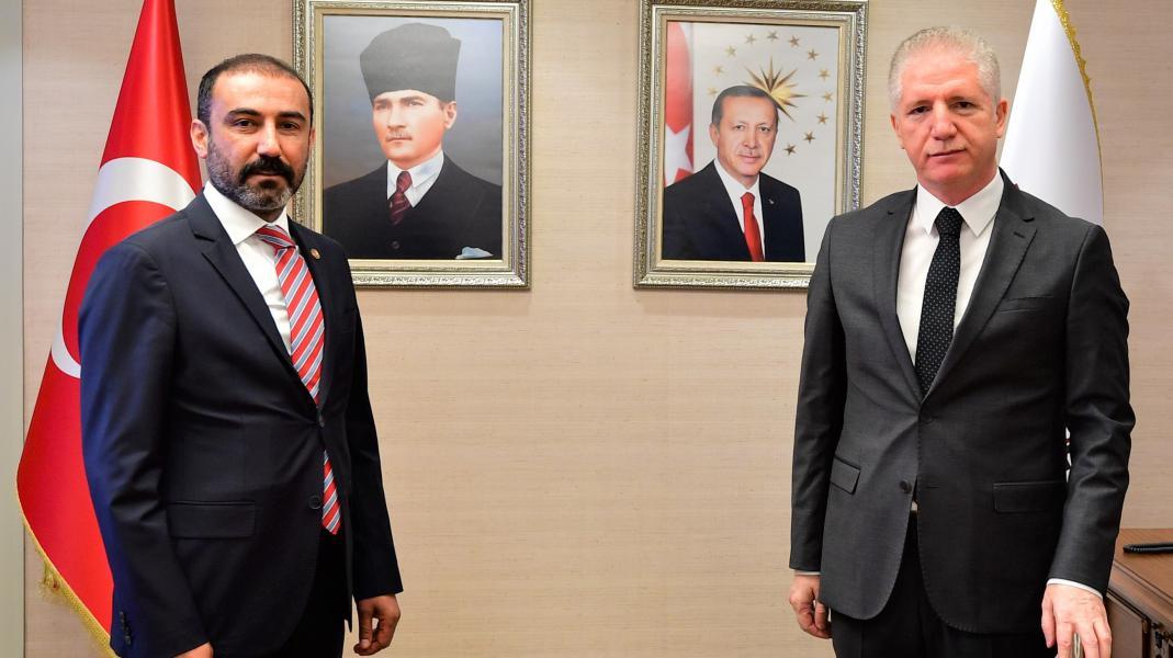 Yıldırım: Gaziantep Ticaret Odası şehri ve ülkesi için var
