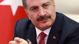Sağlık Bakanı Fahrettin  Koca, yeni vaka sayısını açıkladı