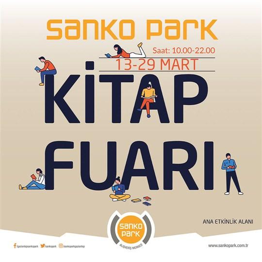 SANKO PARK Alışveriş Merkezi Kitap Fuarı başlıyor
