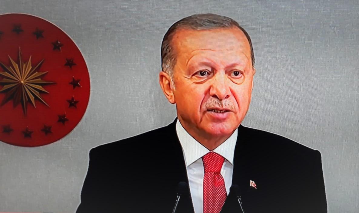 Cumhurbaşkanı Erdoğan açıkladı: 31 İlde 23-26 Nisan tarihleri arasında kısıtlama var