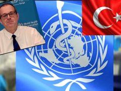 """Dünya Sağlık Örgütü'den Türkiye'ye: """"Tıbbi Ekipman desteğinin farkındayız"""""""