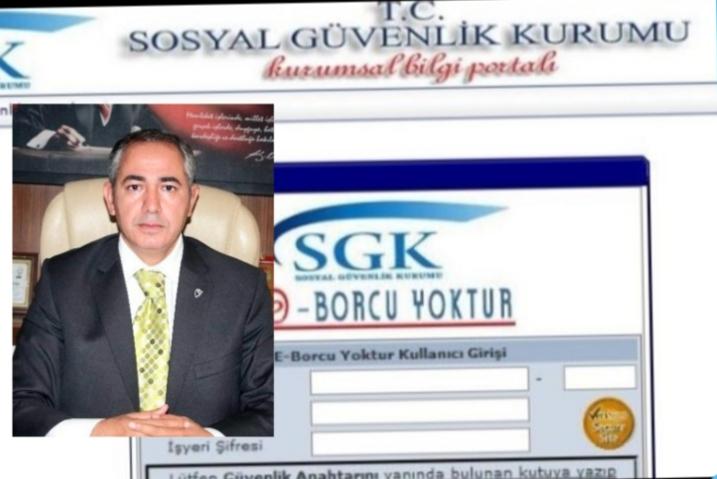 """Gaziantep SGK'dan duyuru: """"Kefaletlerde,""""SGK Borcu Yoktur Belgesi""""şartı aranmayacak"""""""