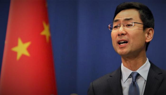 Çin'den ABD'ye DSÖ tepkisi