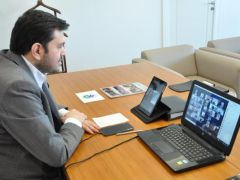 GAGİAD Video Konferansla Türkiye ve Dünya Ekonomisini değerlendirdi