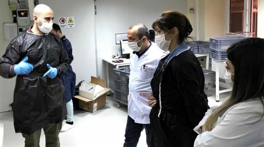 İmmün Plazma Yöntemi ile tedavinin uygulanmasına Ankara ve İstanbul'da başlandı