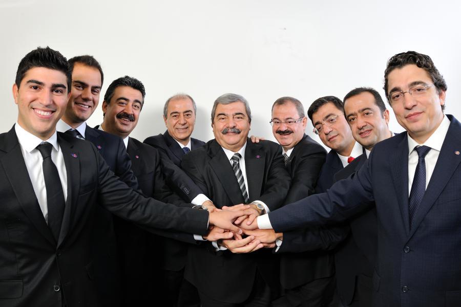 """SANKO Holding: """"Biz de sizinleyiz Türkiyem"""""""