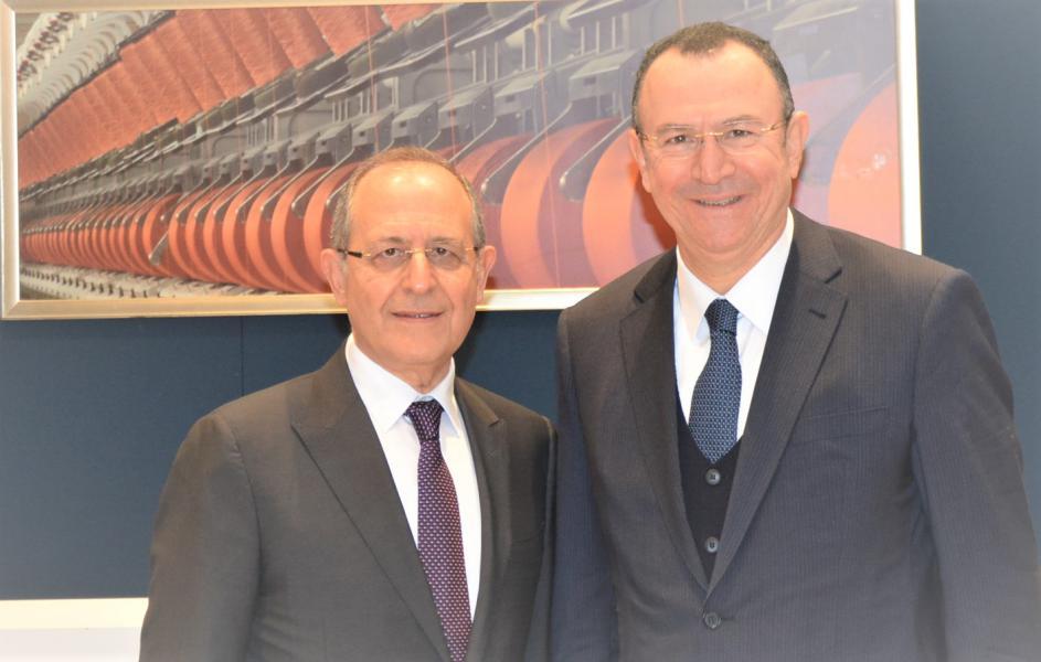 Gülsan Holding 1 Milyon 500 Bin TL ve 11 Bin Paket bağışladı