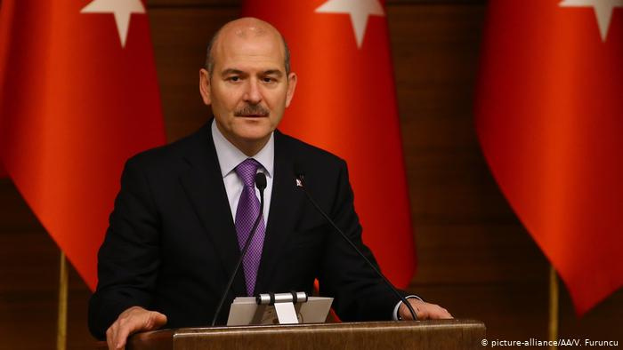 Cumhurbaşkanı Erdoğan, Süleyman Soylu'nun istifası kabul etmedi