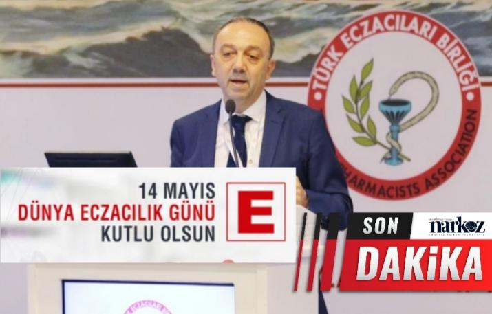 """Başkan Demirci, """"Bilimsel Eczacılık 181 yaşında"""""""