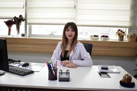 """Gaziantep Özel ANKA Hastanesi Diyetisyeni Merve Harputluoğlu, """"Bayramı sağlıklı geçirin"""""""