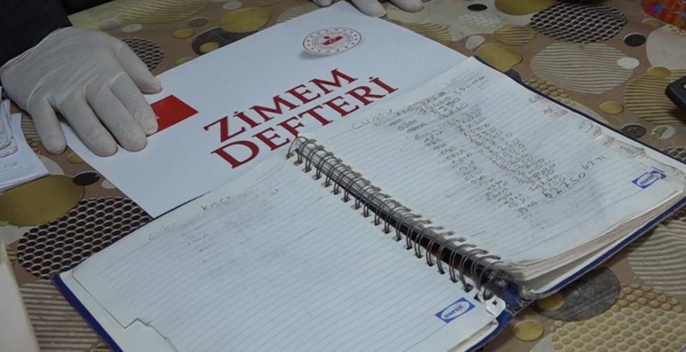 Gaziantep'te Zimem Defteri geleneği ile bakkallardaki tüm borçlar silindi