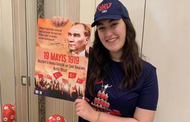 GKV'lilerin 19 Mayıs Coşkusu Hız Kesmiyor
