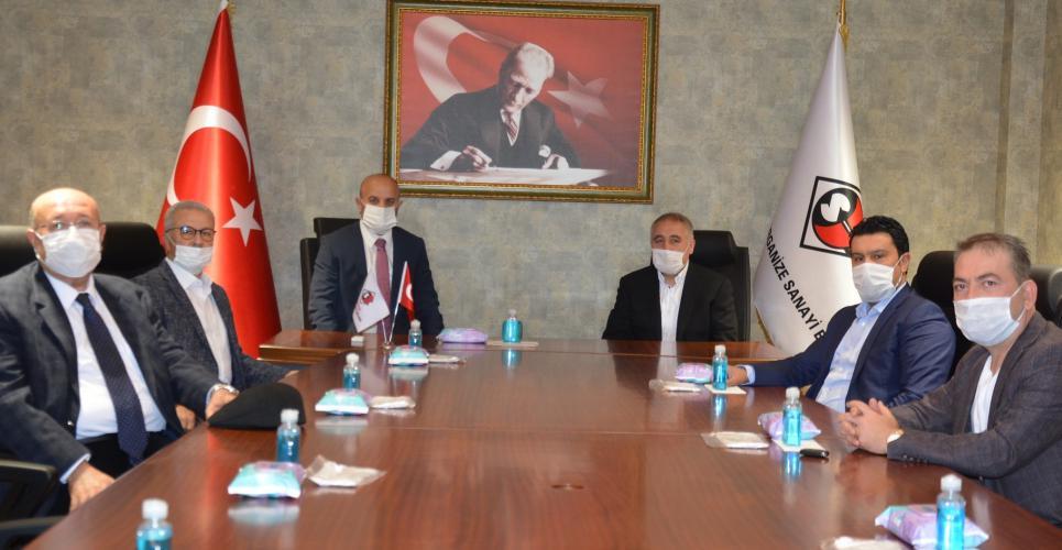 """Milletvekili Mehmet Sait Kirazoğlu, """"Kısa Çalışma Ödeneğine En Az Başvuran İller Arasındayız"""""""