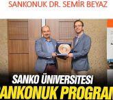 SANKO Üniversitesi Sanal Konferanslara Devam Ediyor