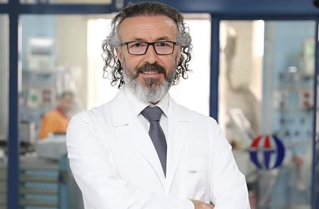 Prof. Dr. Ganidağlı Korona virüse yakalandı