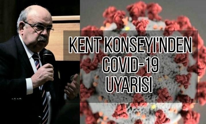 Gaziantep Kent Konseyi'nden, Covid-19 ikinci dalga uyarısı
