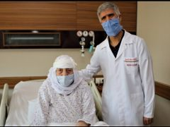 Beli Kırılan 97 Yaşındaki Kadın Hasta Gaziantep'te Sağlığına Kavuştu