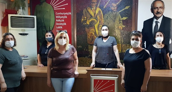 CHP'den Kadın Cinayetlerine Ortak tepki