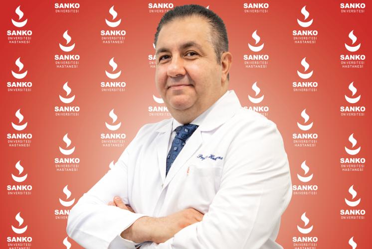 Prof. Dr. Hakkı Kazaz SANKO Üniversitesi Hastanesi'nde Hasta Kabulüne Başladı