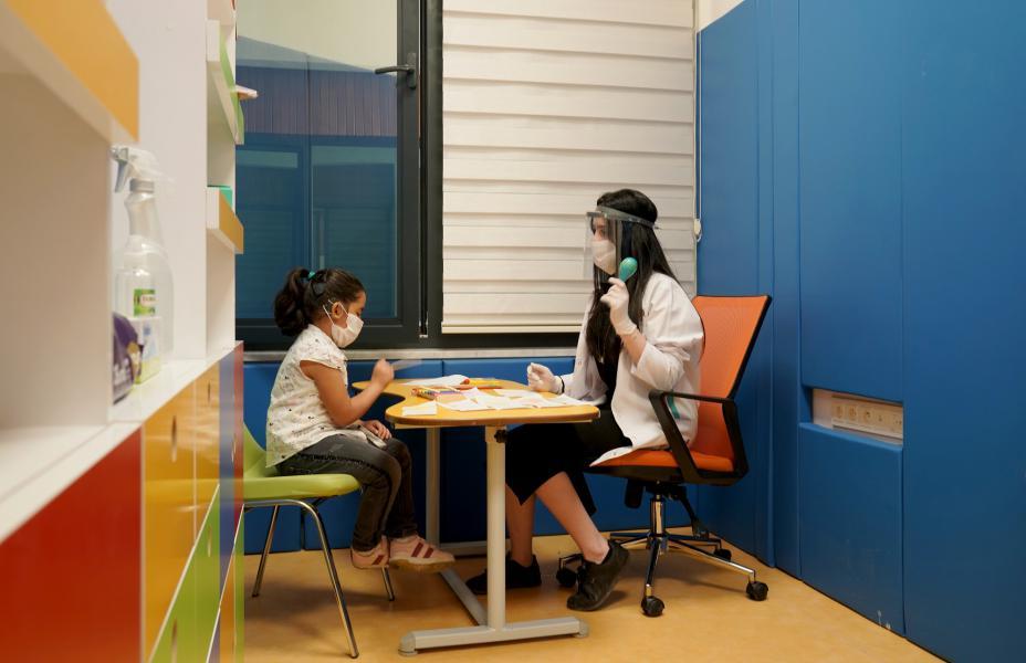 Engelsiz Yaşam Merkezi Yeniden Öğrencileriyle Buluştu
